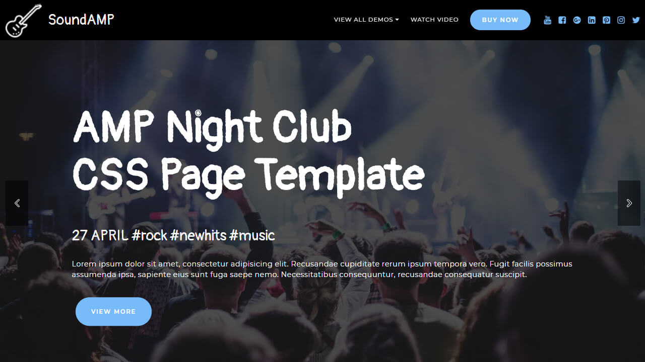 46 Leading Mobile Web Page Templates Collection