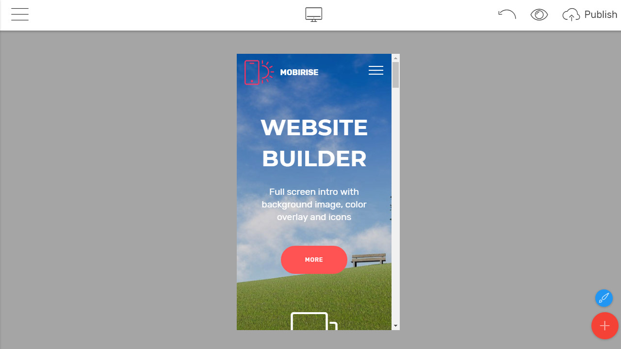 Easy Web Builder